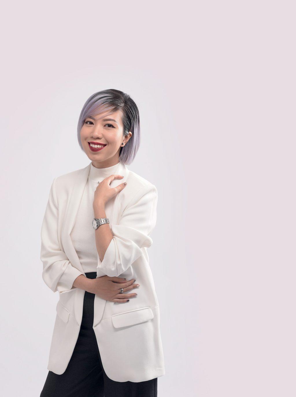 Hà Linh nữ doanh nhân Việt