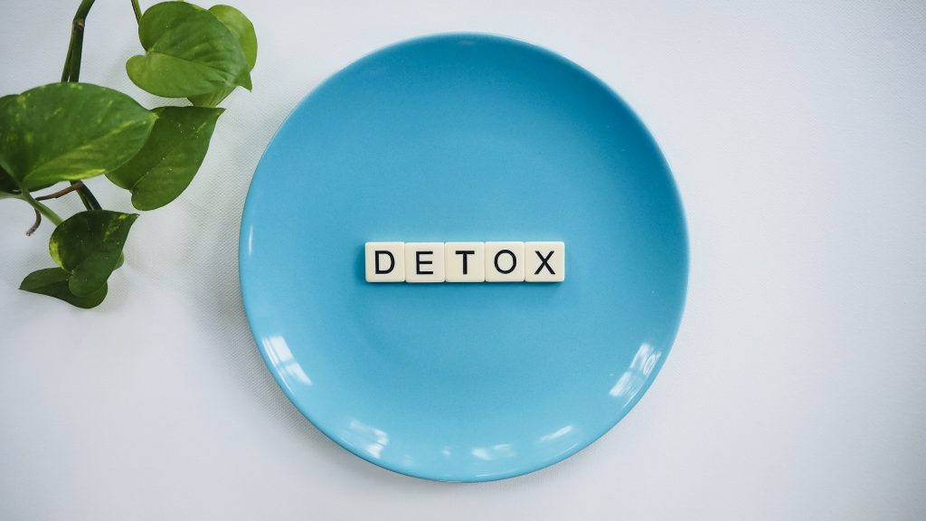 Detox giảm cân trong 7 ngày.