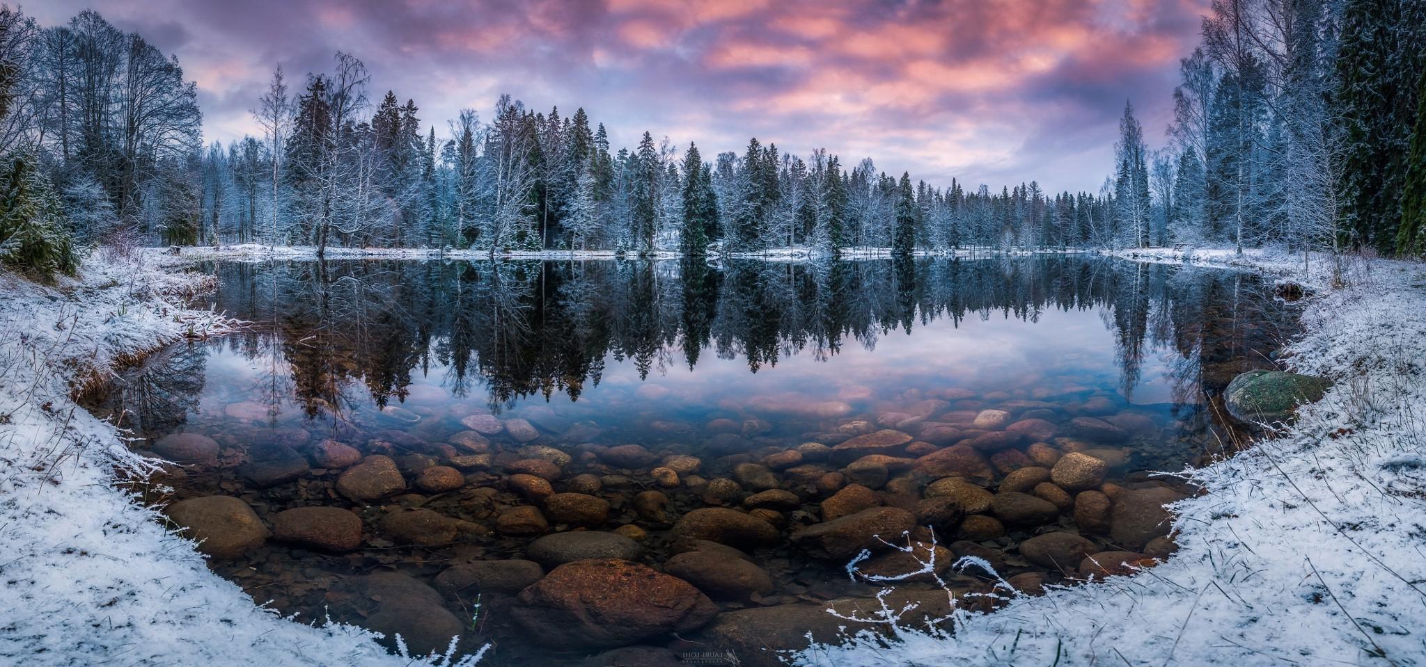 hồ nước ở Phần Lan