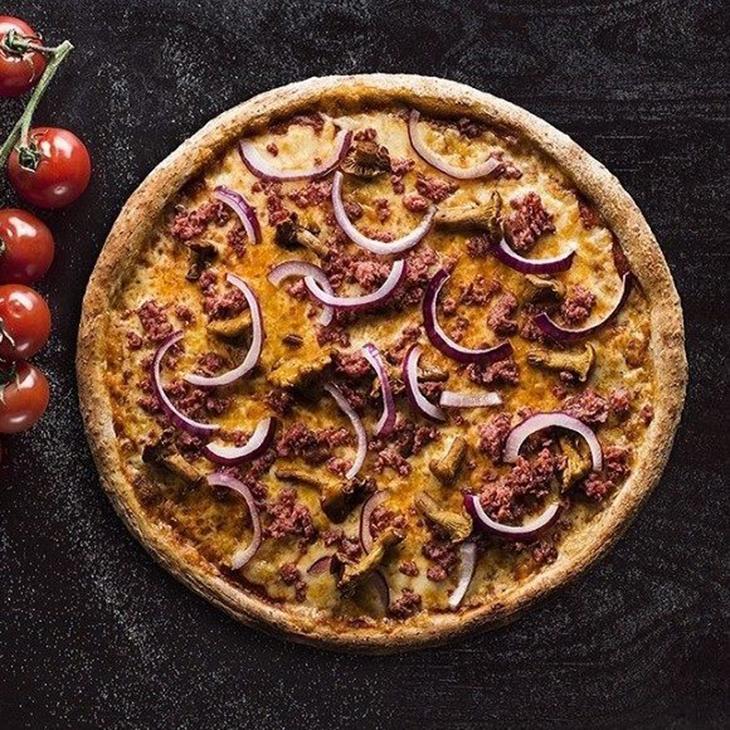 pizza Berlusconiith ngon nhất thế giới