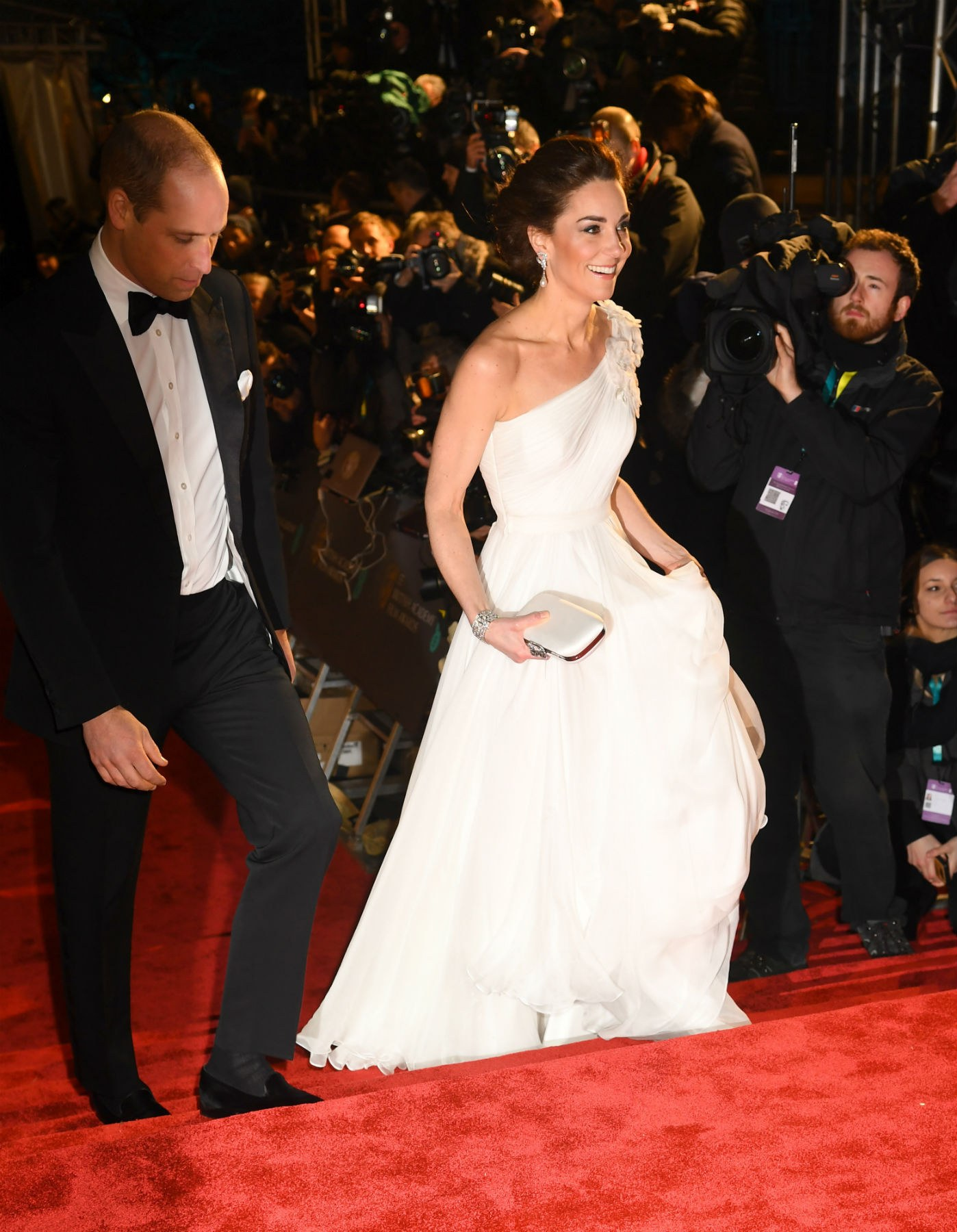 kate middleton bafta 2019
