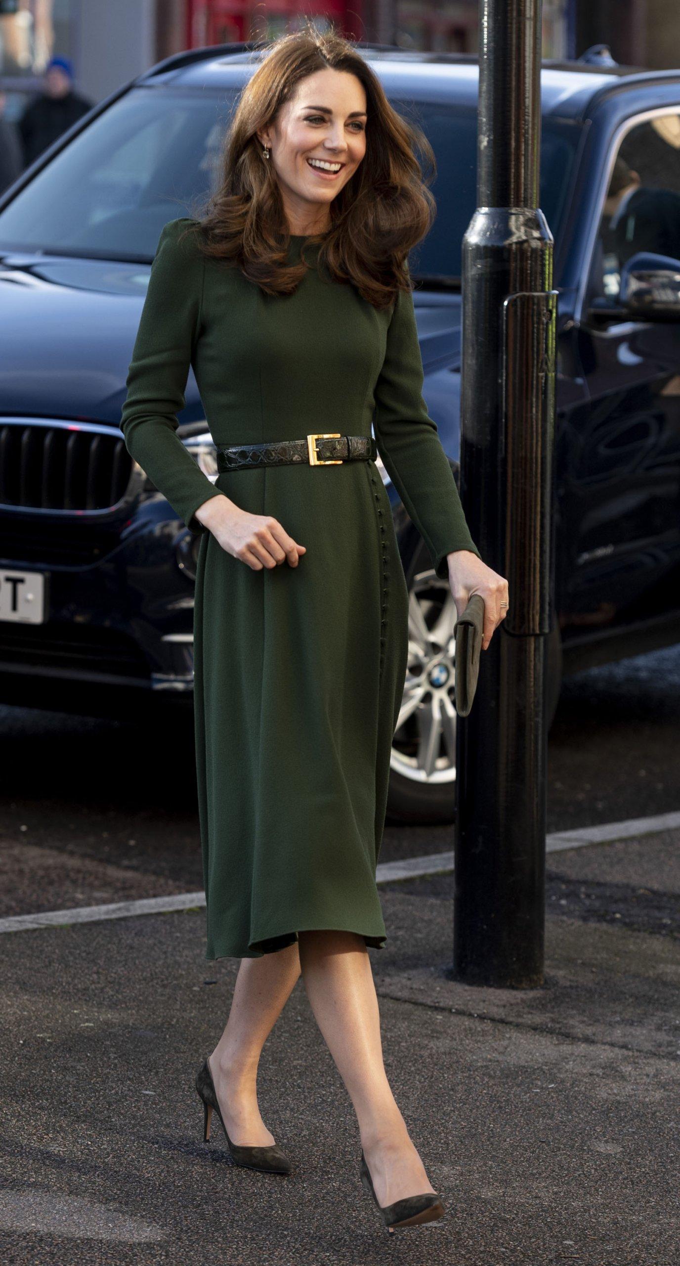 Kate Middleton từ thiện