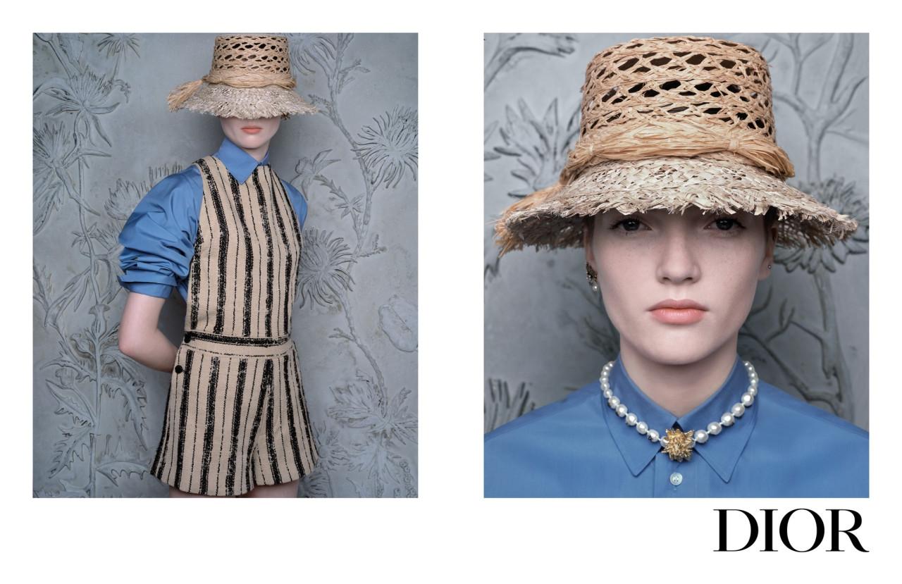 Tin thời trang về chiến dịch quảng cáo mùa xuân 2020 của Dior