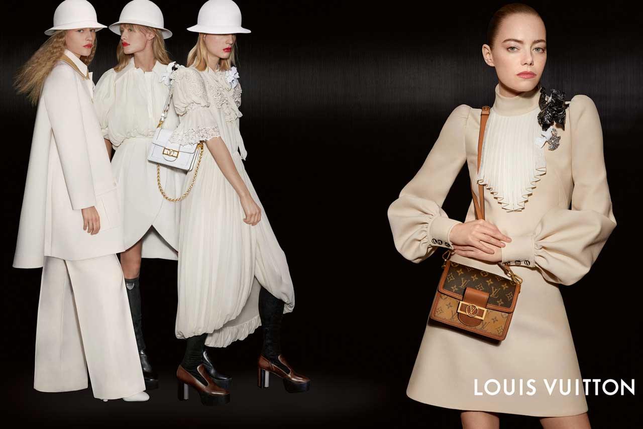Tin thời trang về chiến dịch quảng cáo mùa xuân 2020 của Louis Vuitton