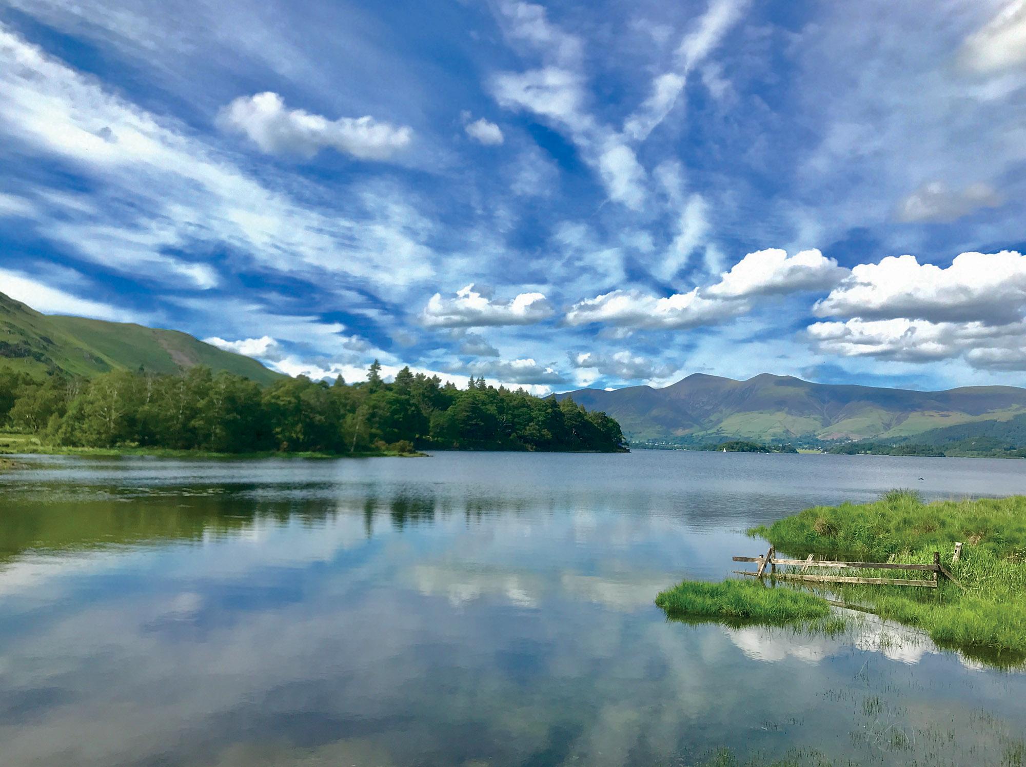 địa điểm Lake District Anh