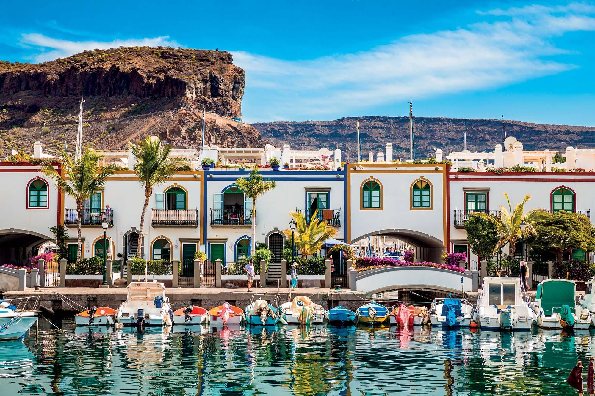 địa điểm Tây Ban Nha hoạt động du lịch biển