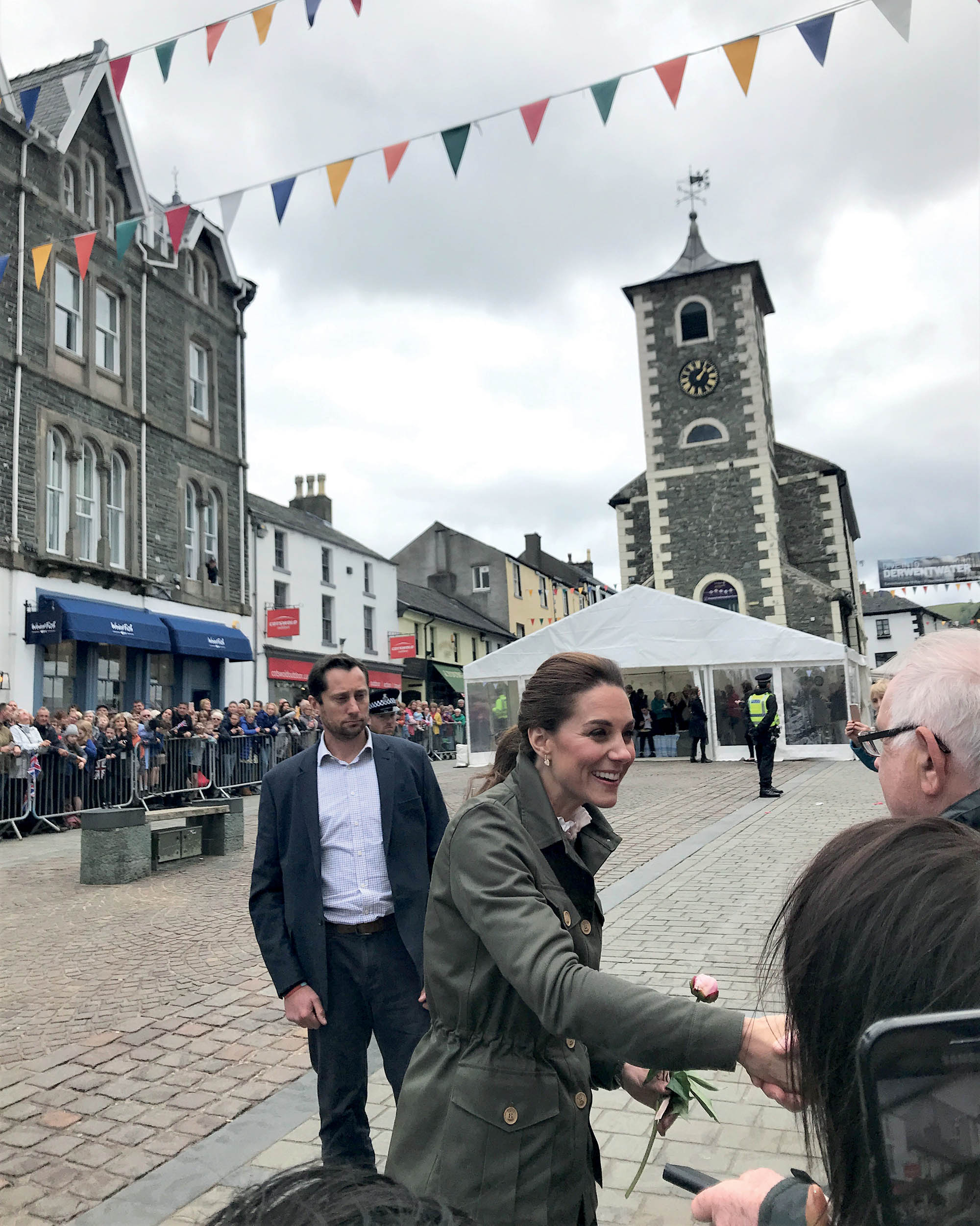 địa điểm hoàng tử William và Kate ghé thăm