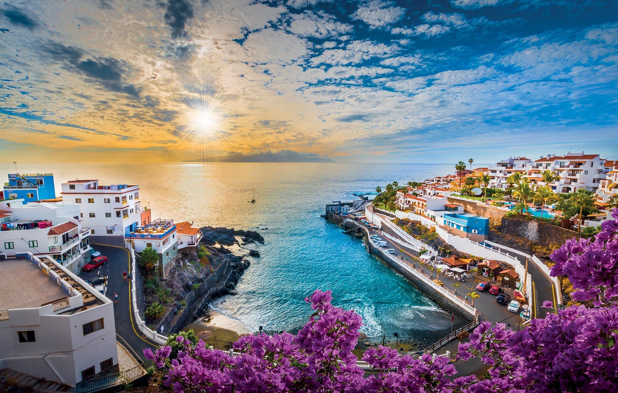 địa điểm quần đảo Canary Tây Ban Nha