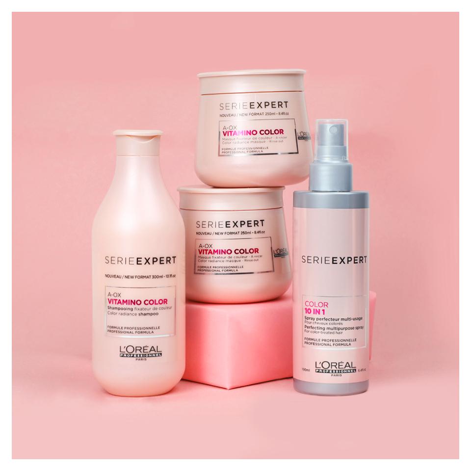 Màu tóc nhuộm-Nhãn hàng L'Oréal.