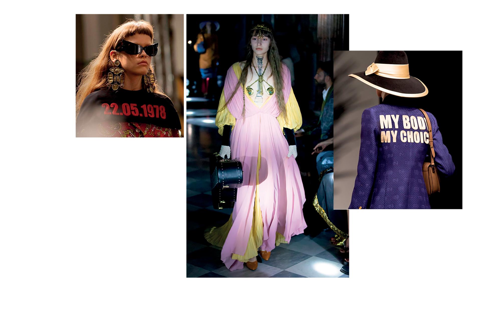 thương hiệu thời trang Gucci cảm hứng Roman