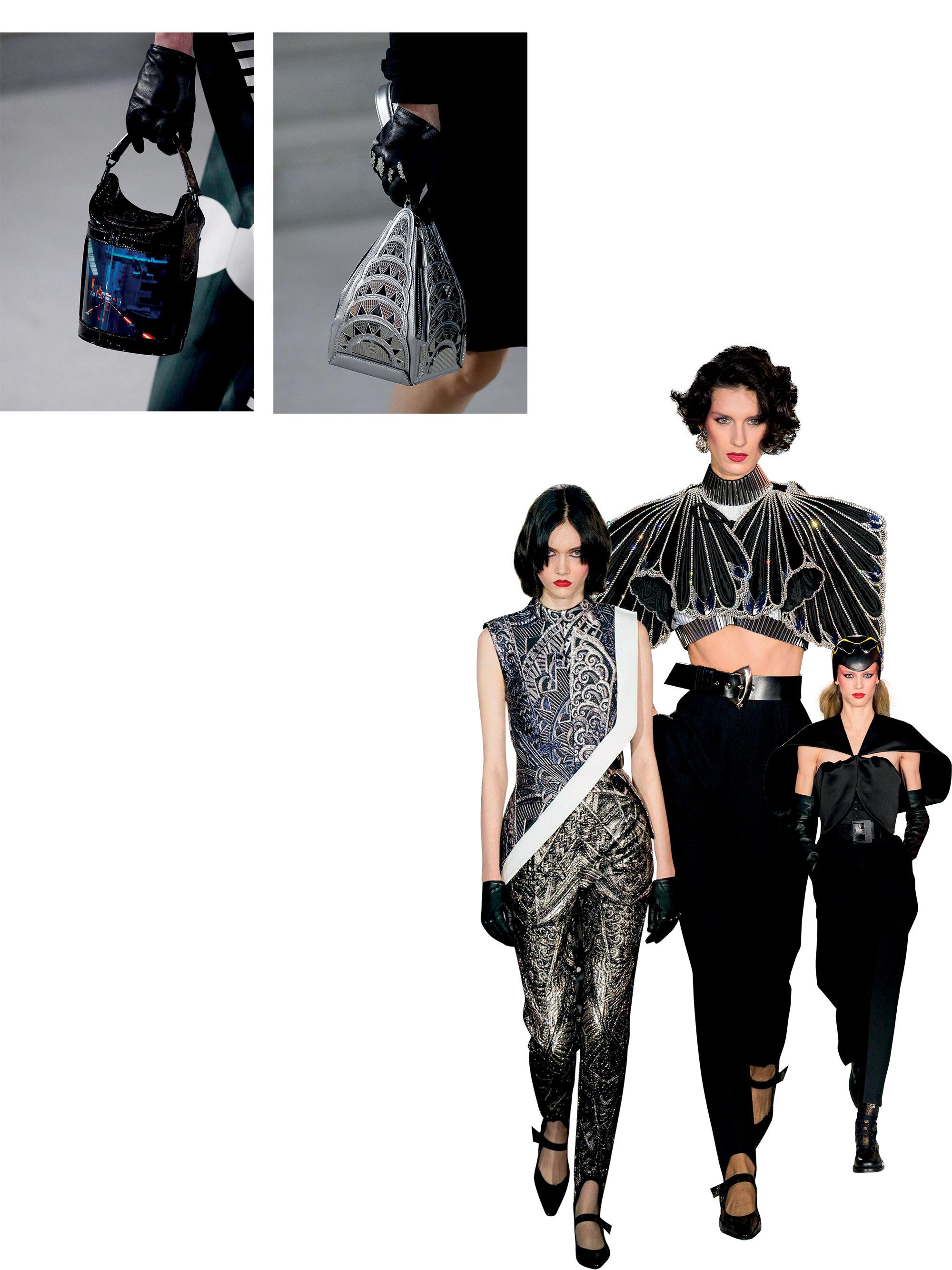 thương hiệu thời trang Louis Vuitton dấu ấn thập niên 80