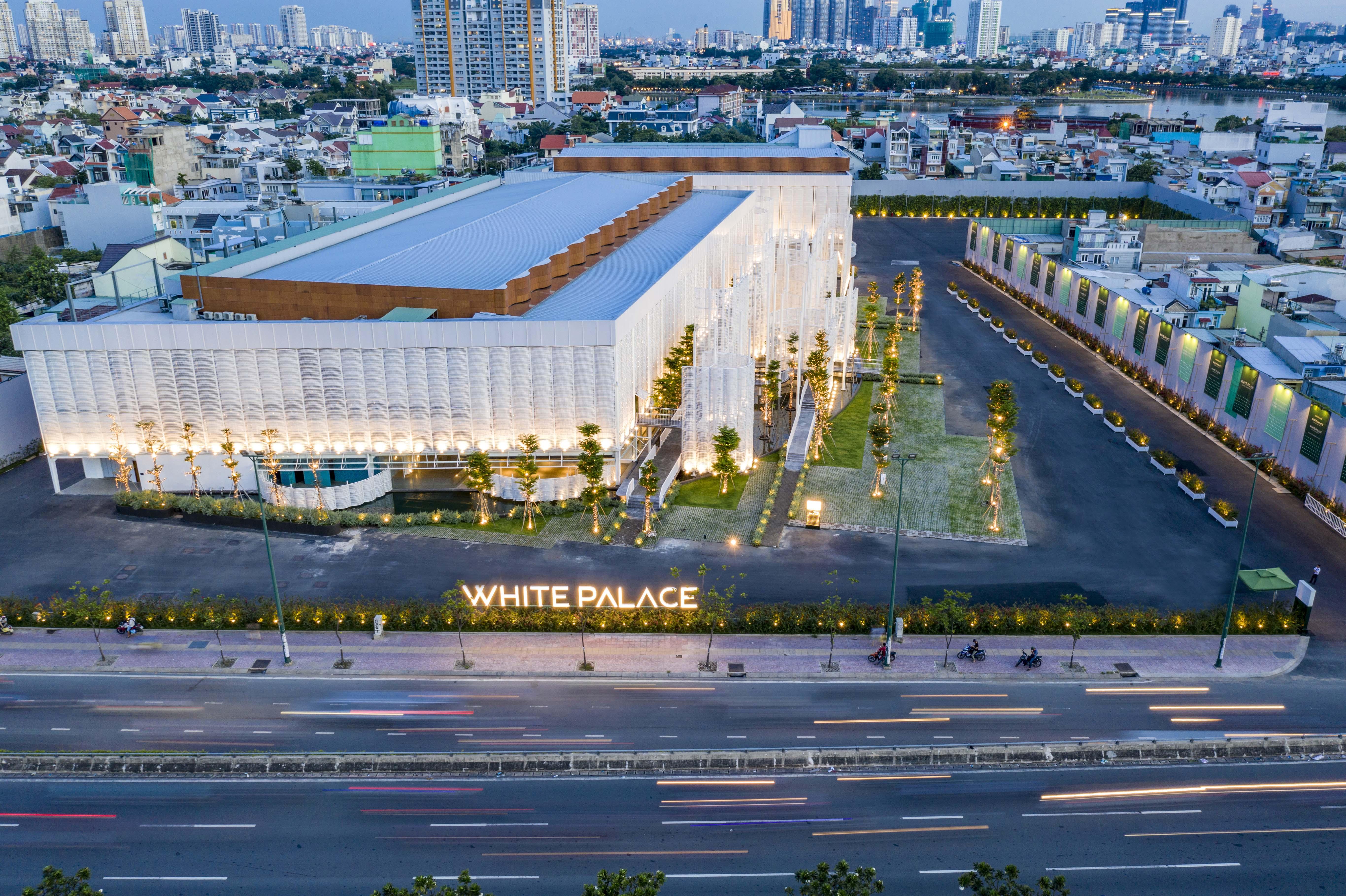 Trung tâm triển lãm White Palace