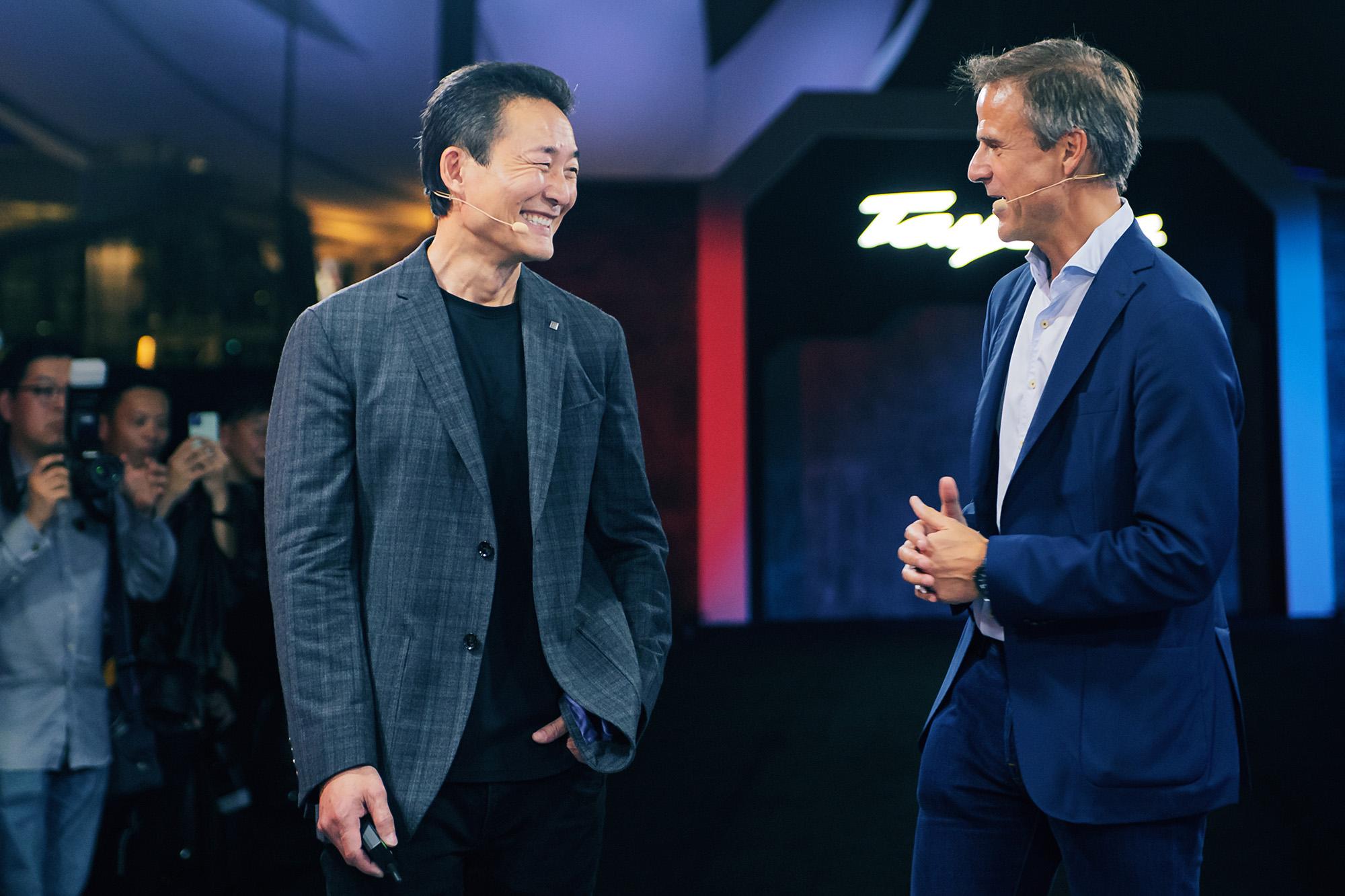 thương hiệu Porsche kết hợp hãng Lucasfilm