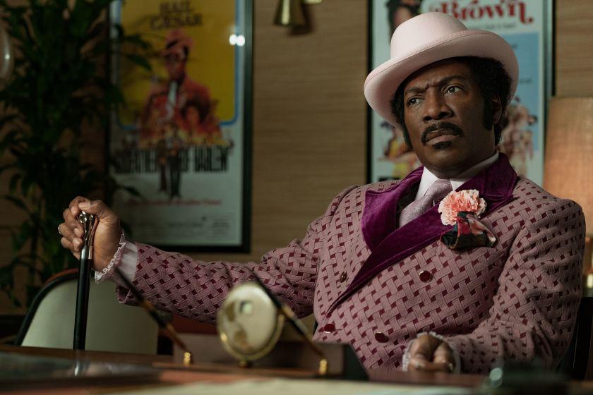 Eddie Murphy trong phim Dolemite is my name vắng mặt trong đề cử của Oscar 2020