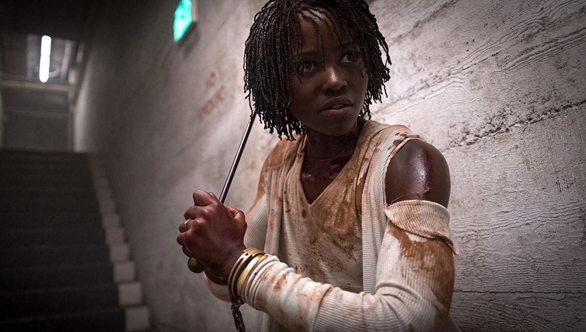 Lupita Nyong'o trong phim Us