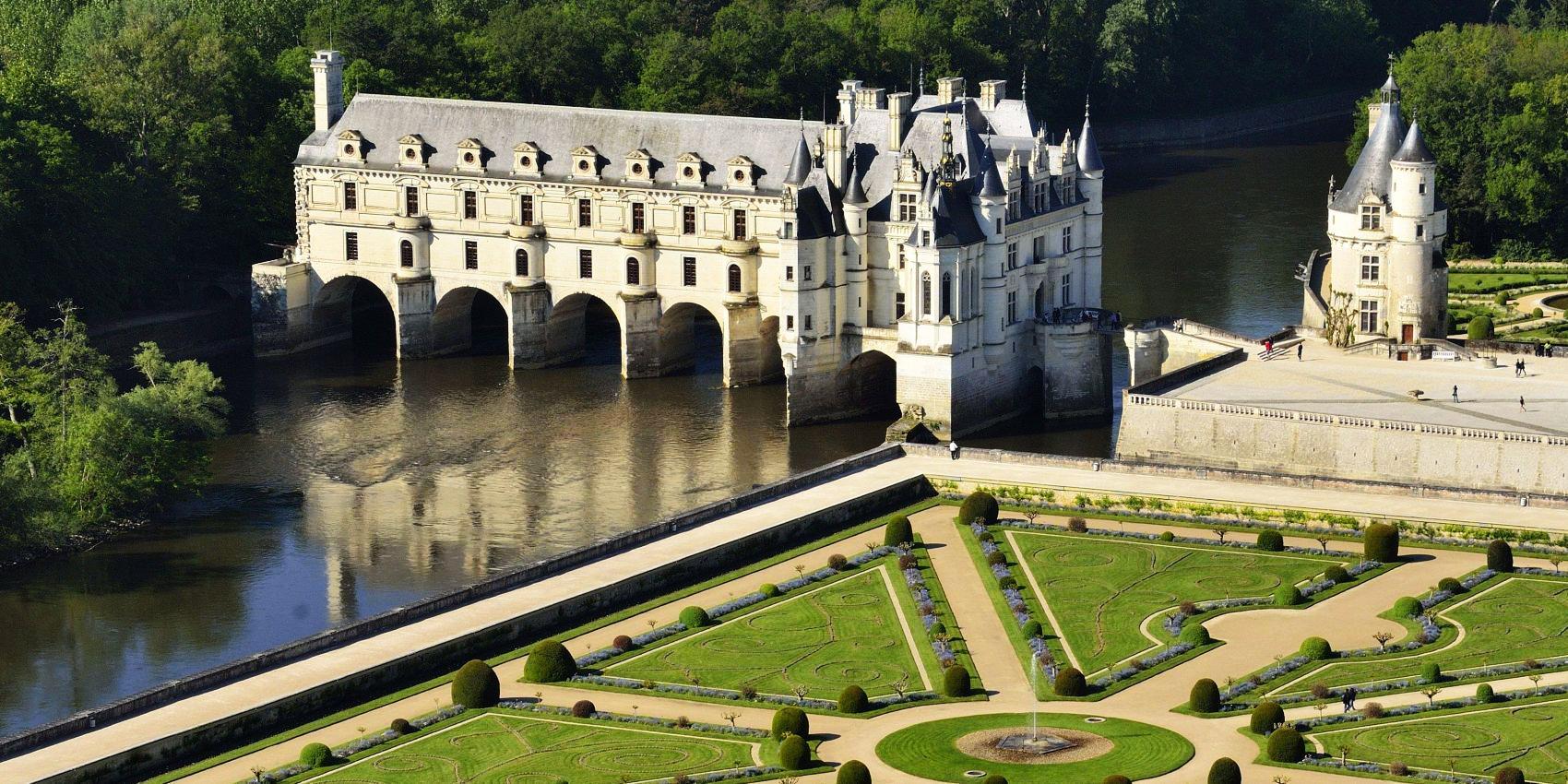 Château de Chenonceau Pháp