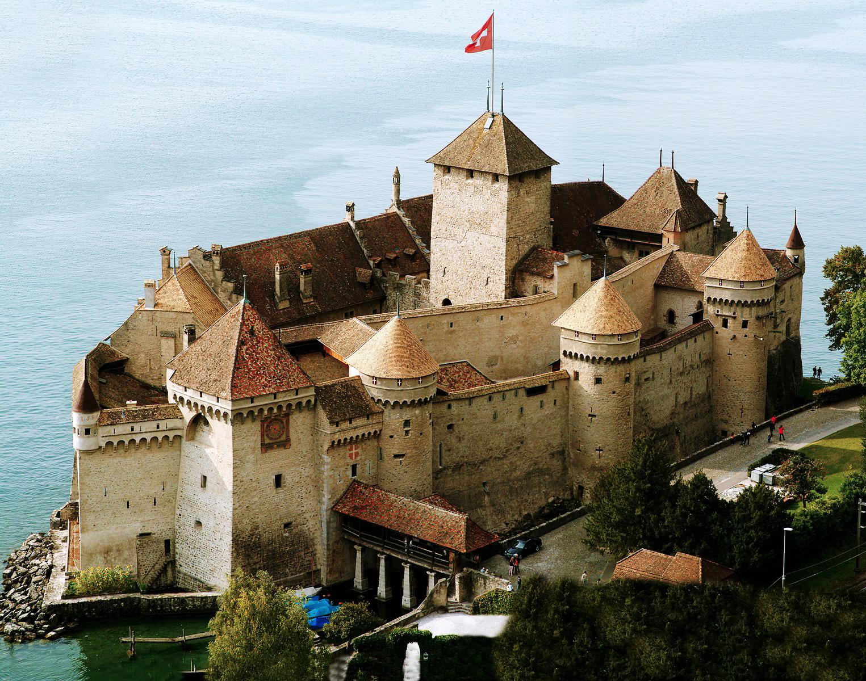 Château de Chillon Thụy Sĩ