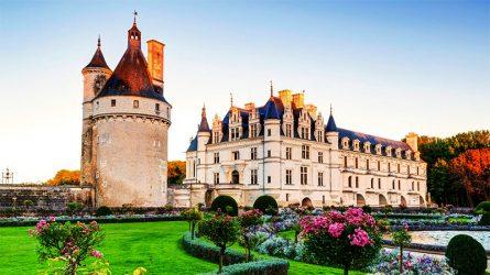 21 lâu đài cổ tích tuyệt đẹp trên khắp thế giới