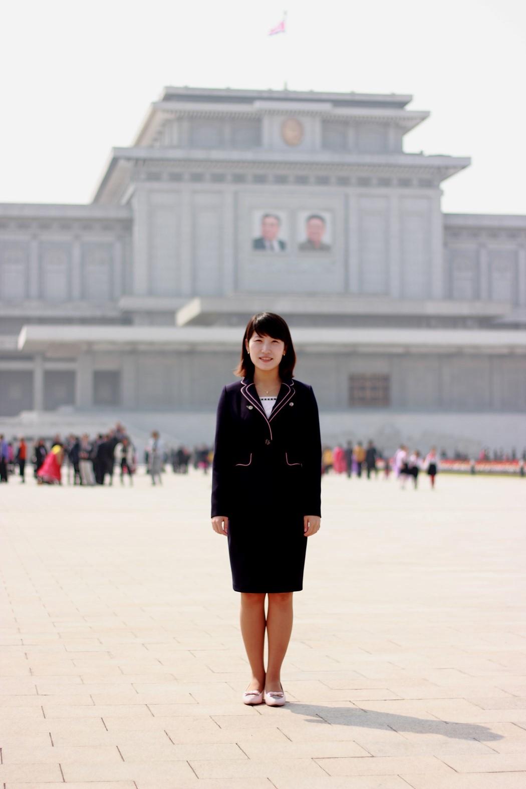 phong cách ăn mặc của người dân ở thủ đô bình nhưỡng
