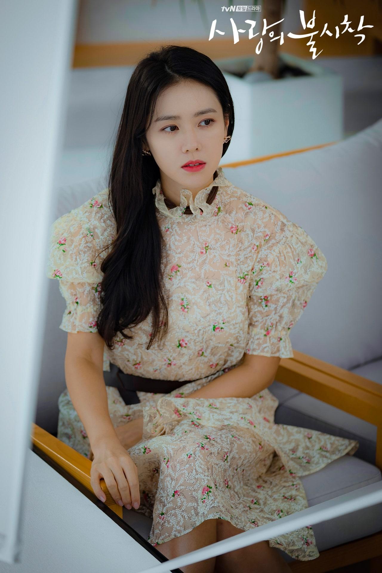 tủ đồ hàng hiệu của son ye jin trong phim crash landing on you 2