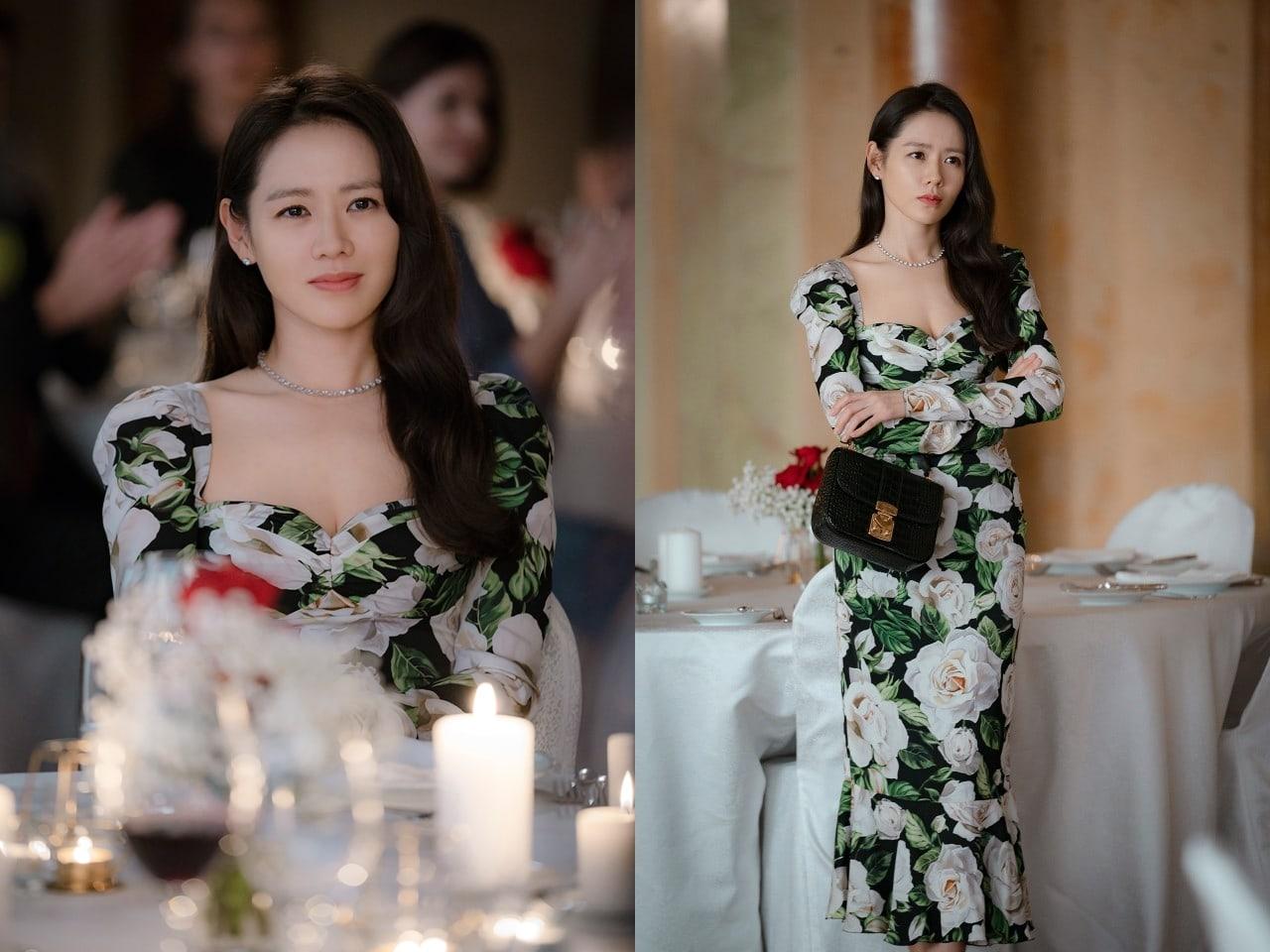 thời trang trong phim crash landing on you - son ye jin 3