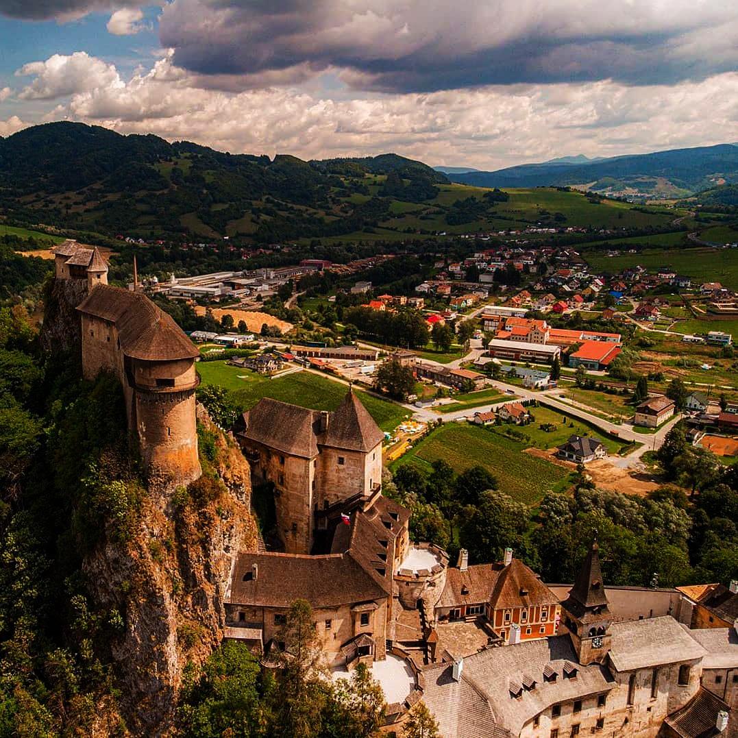 Orava castle Slovakia