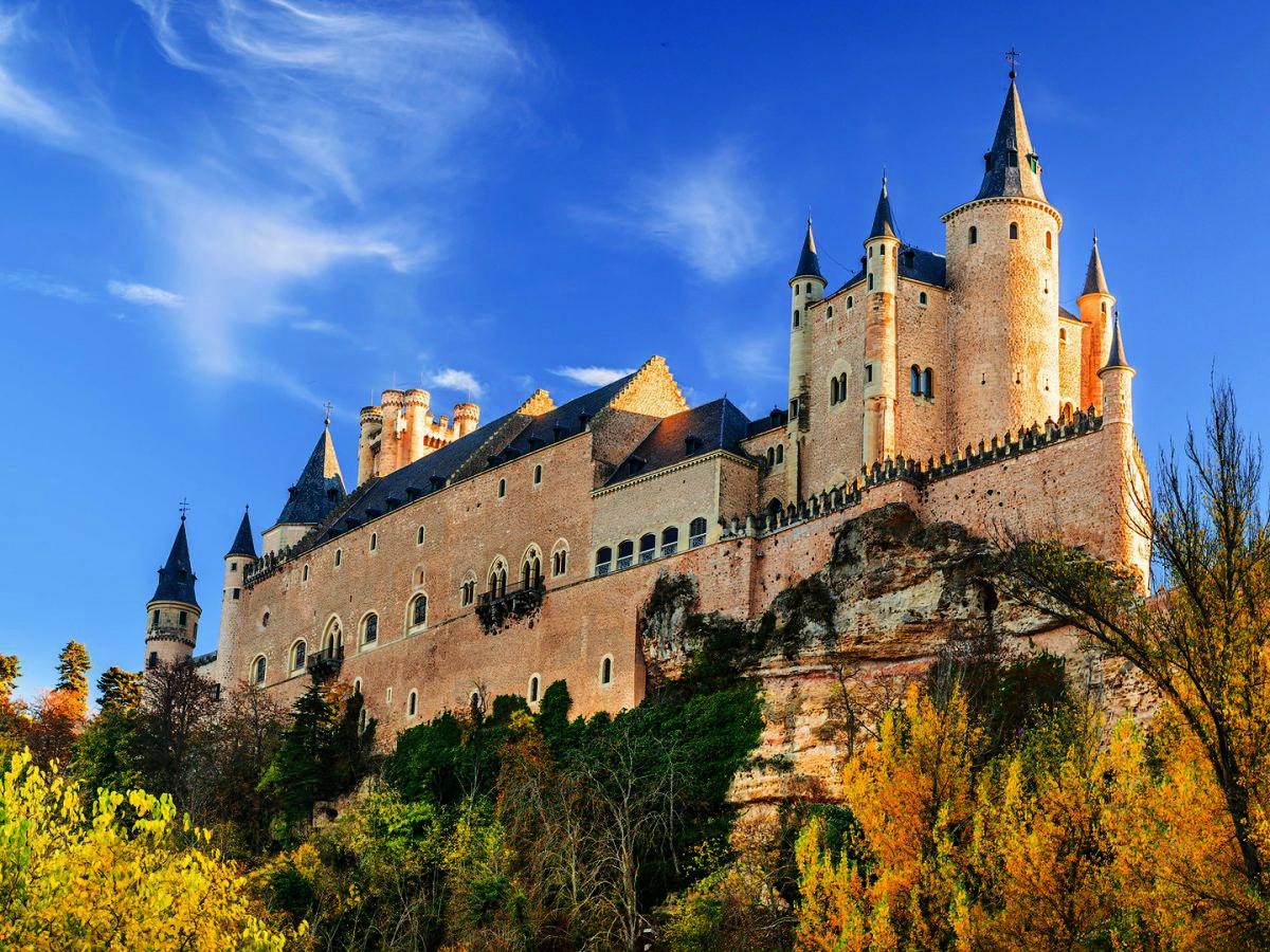 cung điện hoàng gia Alcázar Tây Ban Nha 2