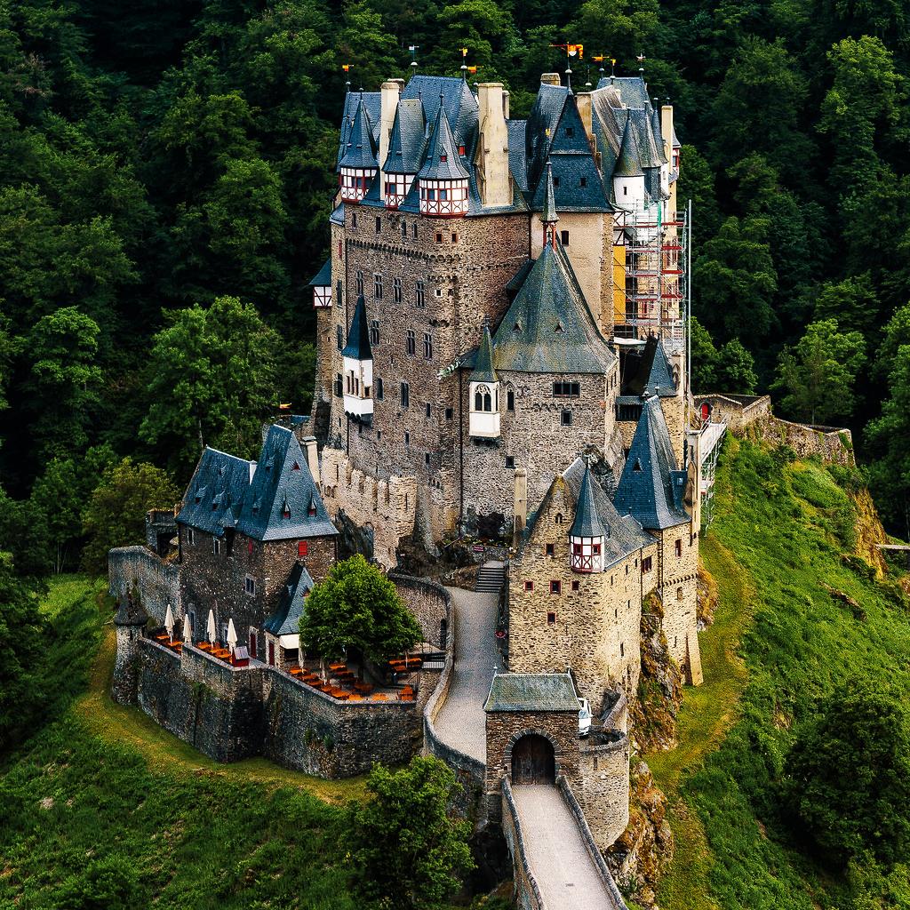 lâu đài Eltz Đức