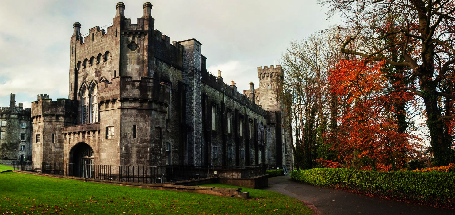 lâu đài Kilkenny Ireland
