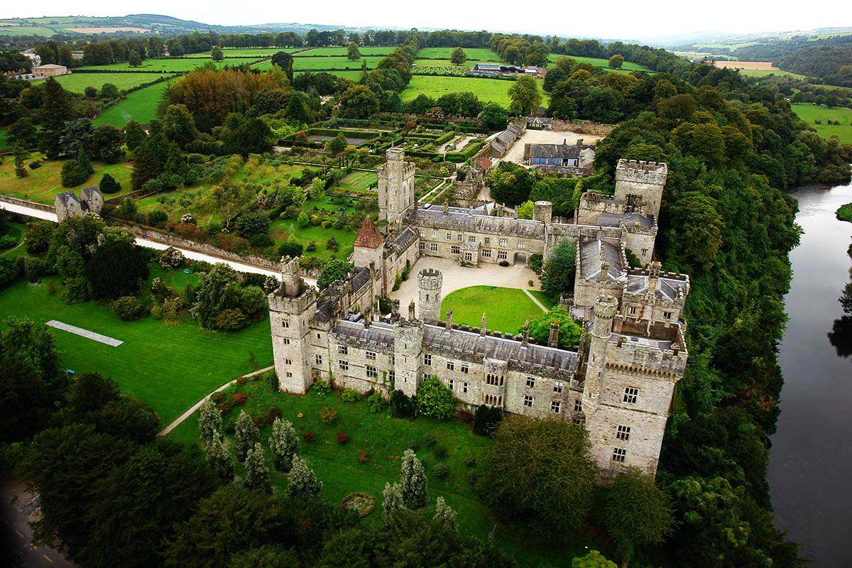lâu đài Lismore Anh