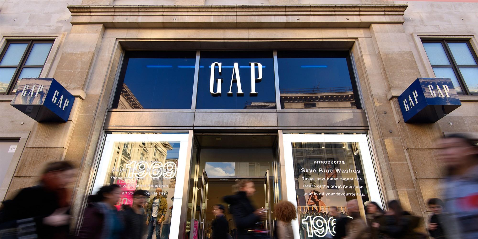 Tin thời trang GAP hủy bỏ kế hoạch chia tách Old Navy 1