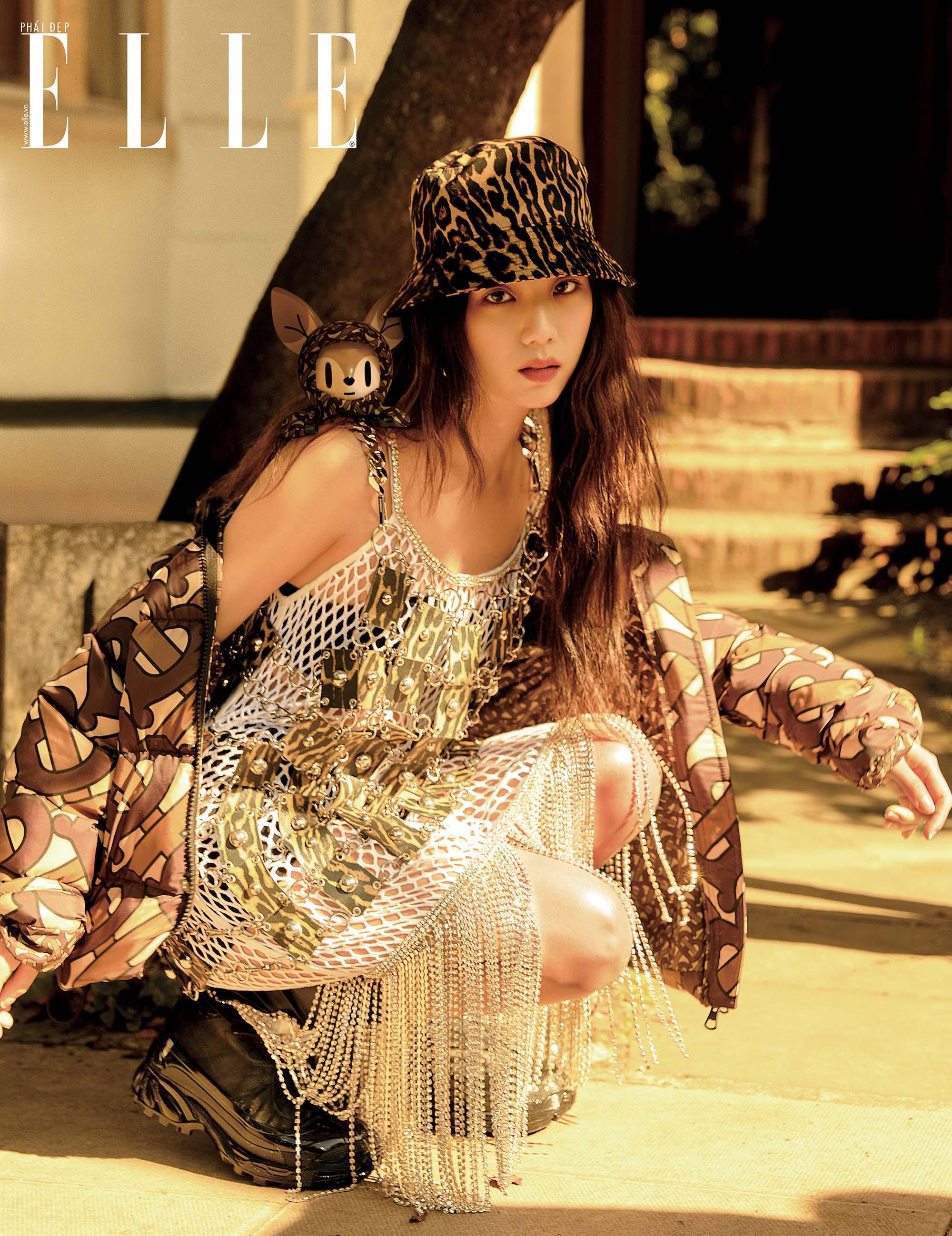 Jisoo nữ ca sĩ Hàn Quốc