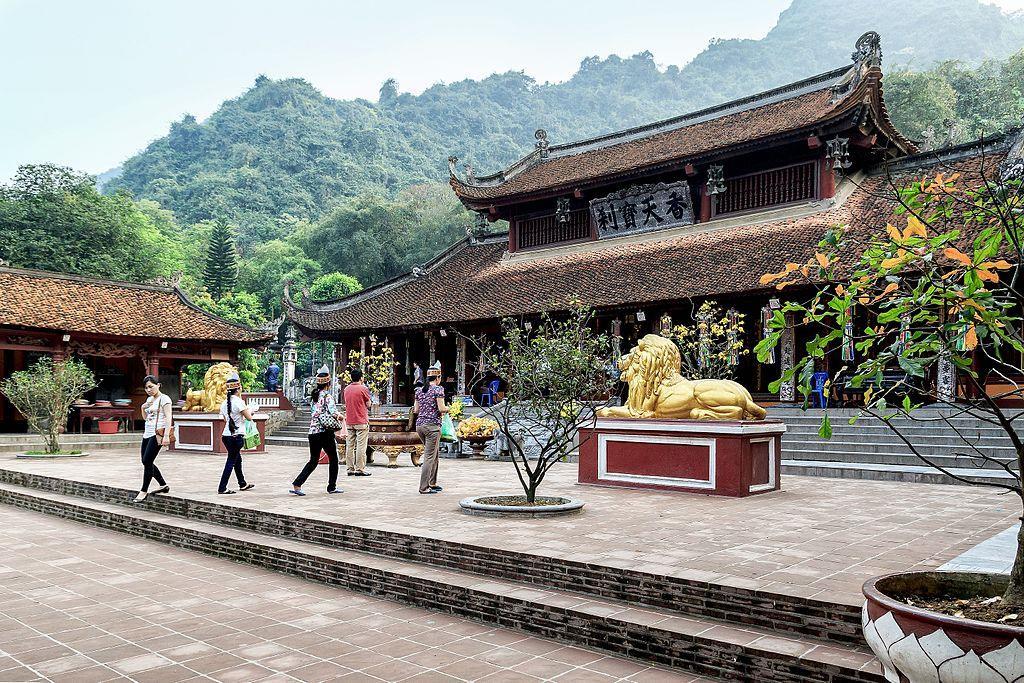 chùa hương ở hà nội du lịch tâm linh