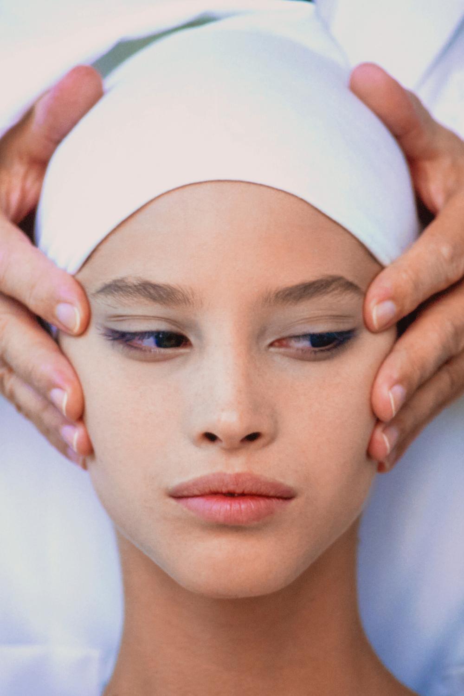 kỹ thuật vỗ da mặt của người Nhật