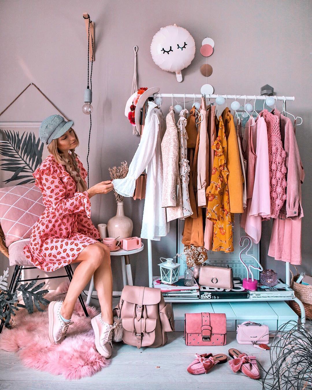 Hiểu rõ tủ quần áo từ trong ra ngoài