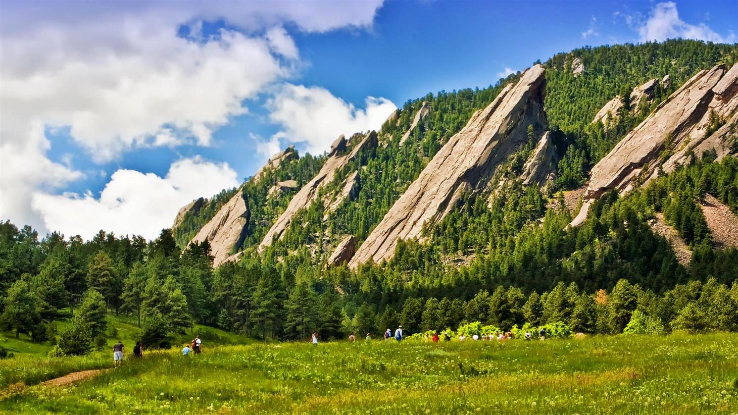 Boulder Mỹ