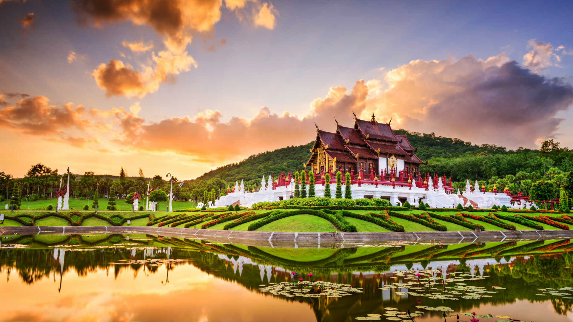 Chiang Mai cung hoàng đạo
