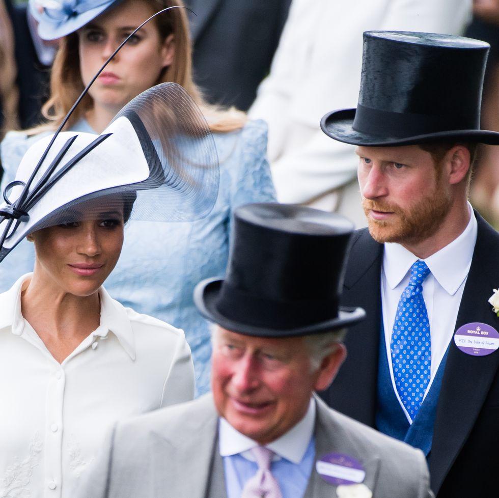 thái tử Charles sẽ hỗ trợ tài chính cho vợ chồng hoàng tử Harry