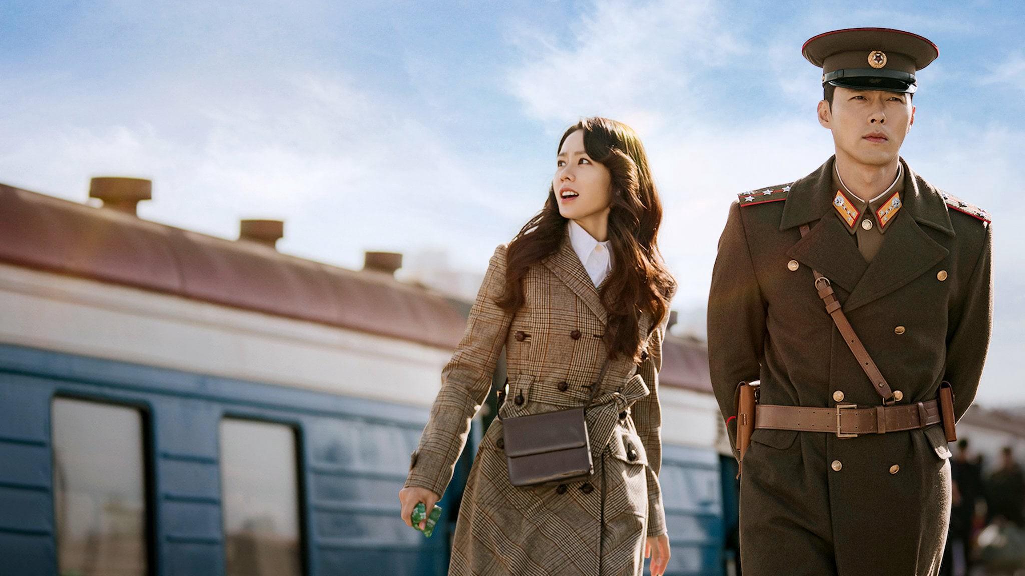hyun bin và son ye jin trong Crash Landing On You