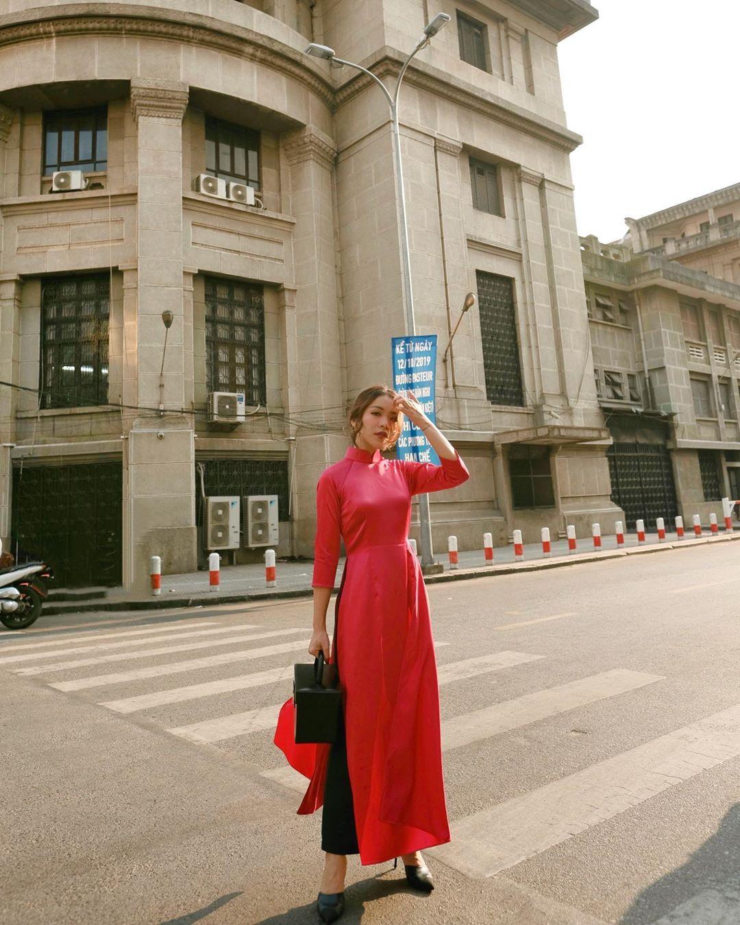 Beauty blogger An Phương chiều 30 Tết