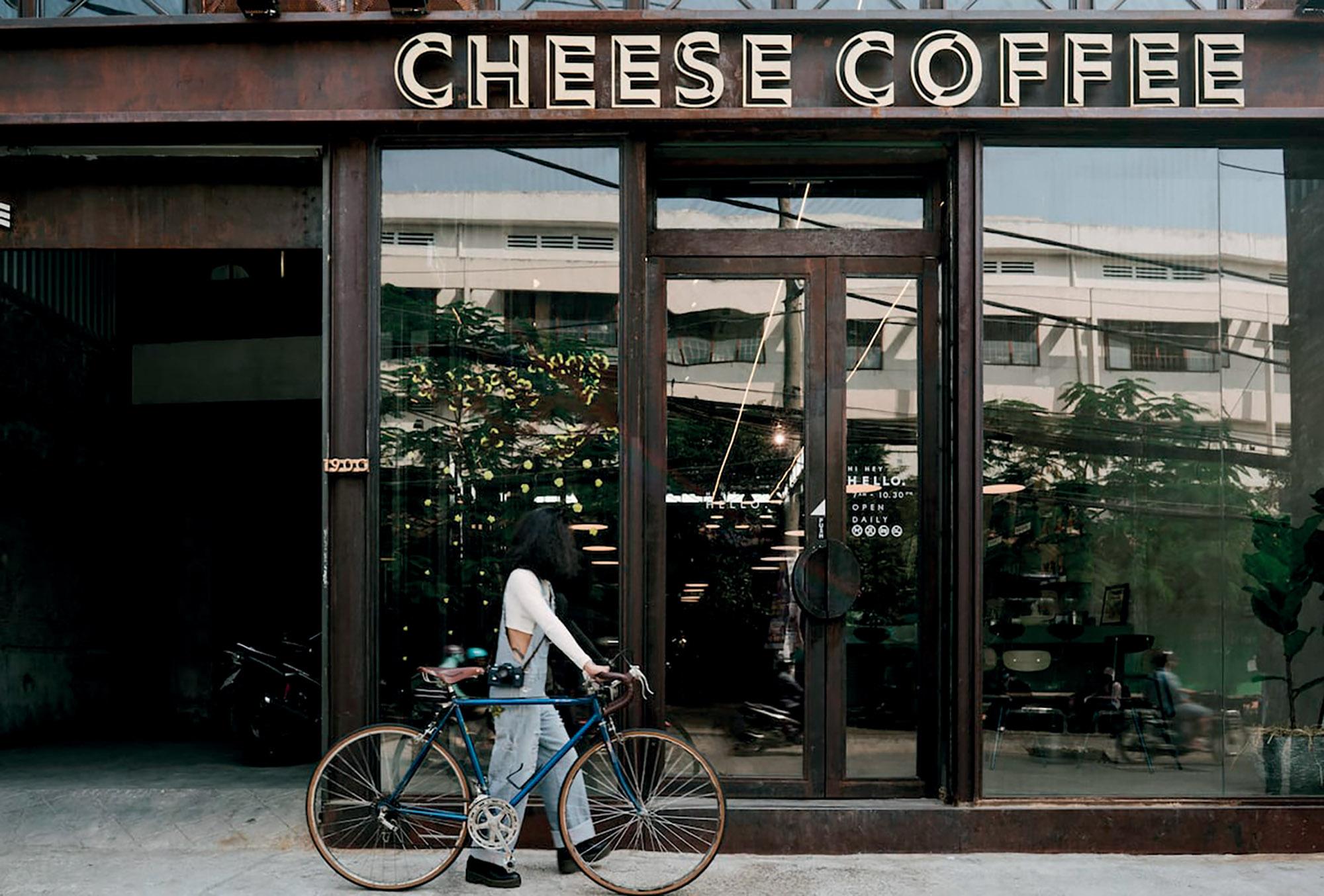 địa điểm cheese coffee