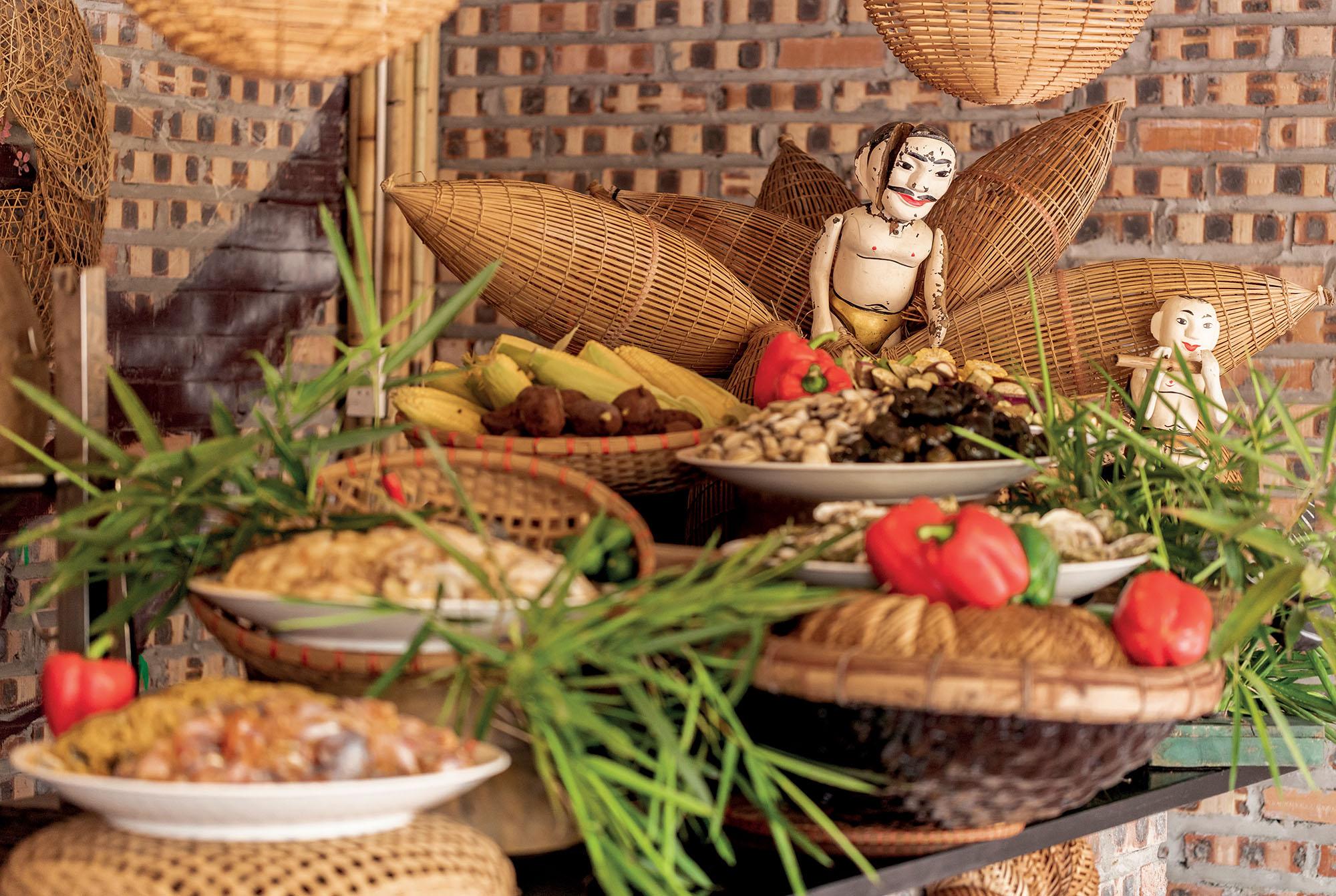địa điểm trải nghiệm ẩm thực