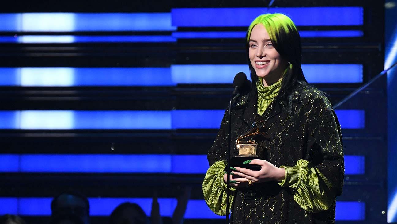 Billie Eilish ôm trọn các giải thưởng lớn của Grammy 2020