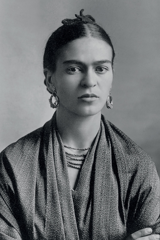 chân dung Frida Kahlo