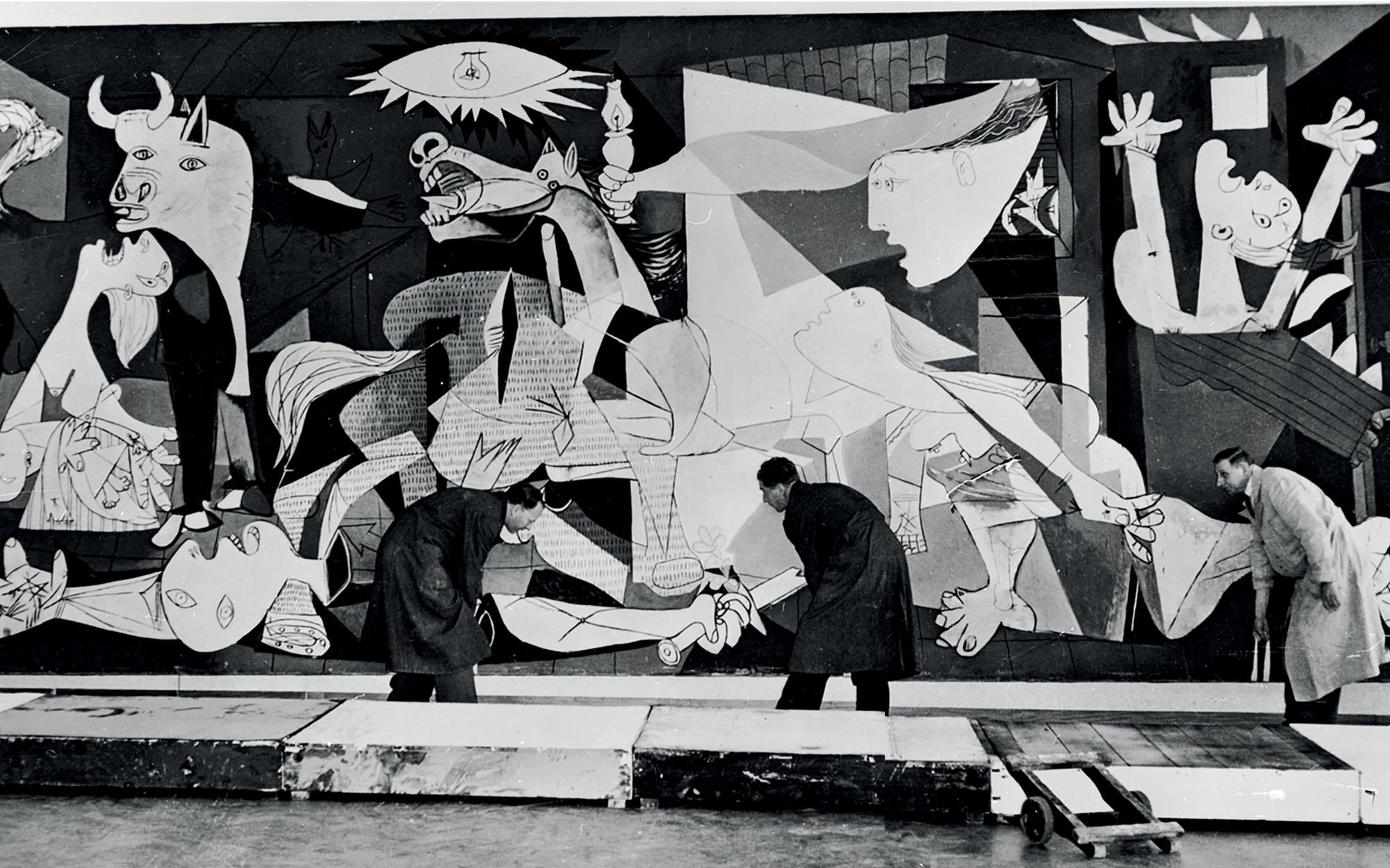 hội họa tác phẩm của Pablo Picasso