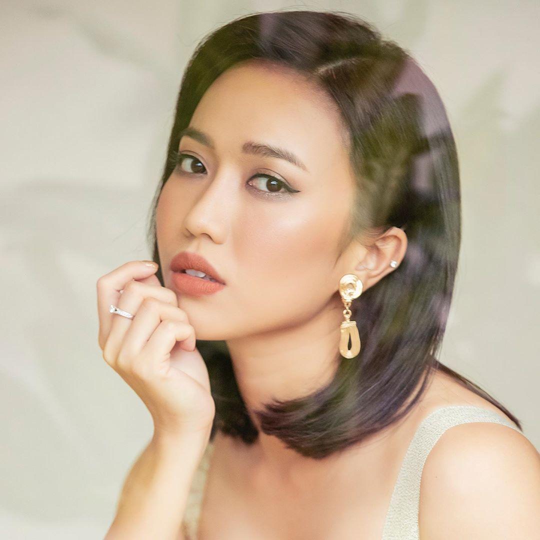 Gợi ý những kiểu tóc cho quý cô sở hữu gương mặt dài.