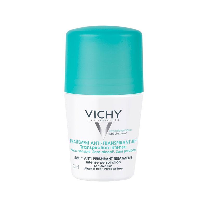 Lăn khử mùi-Vichy Traitement Anti-Transpirant 48h.