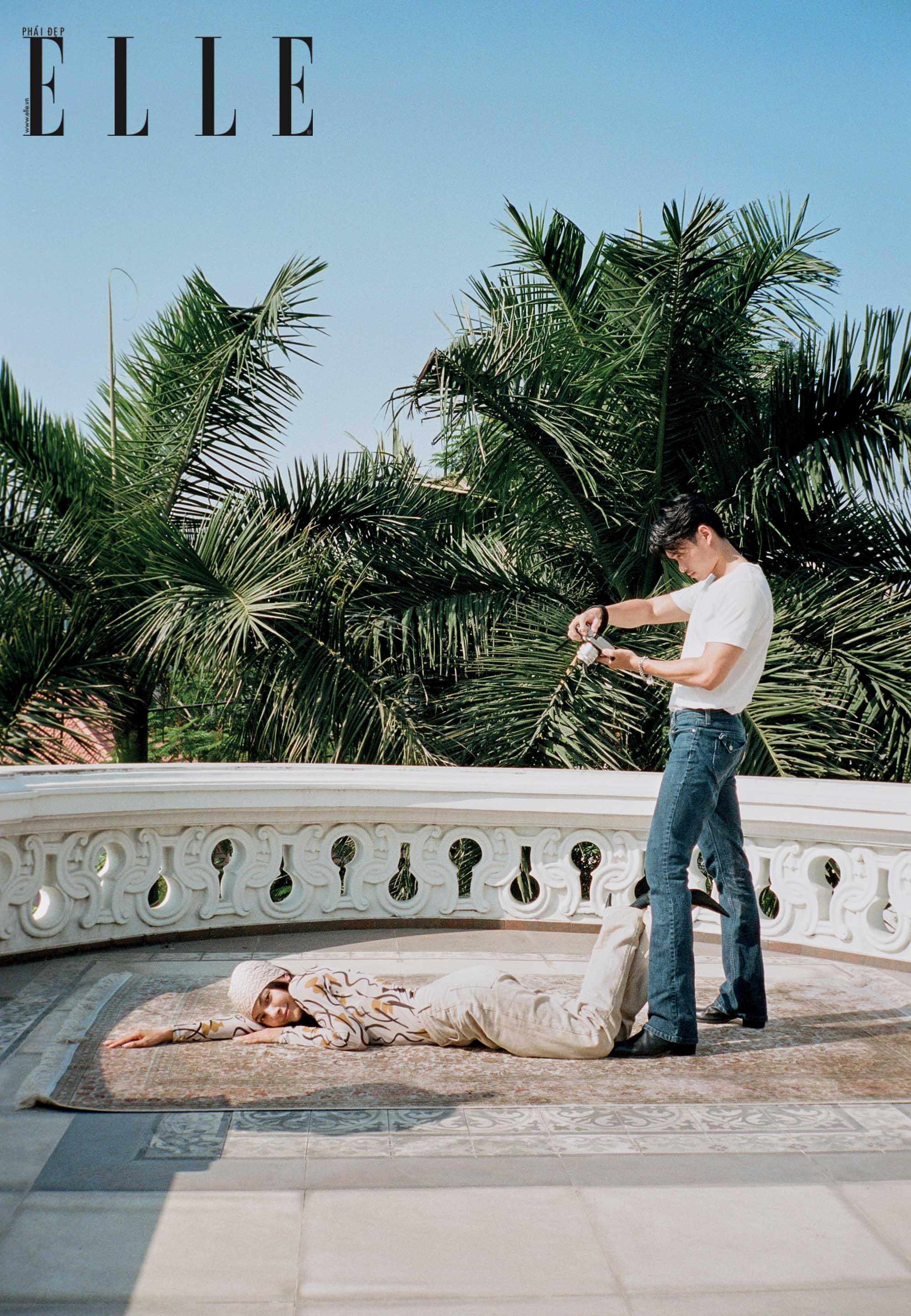 tình yêu tuổi trẻ fashionista photographer