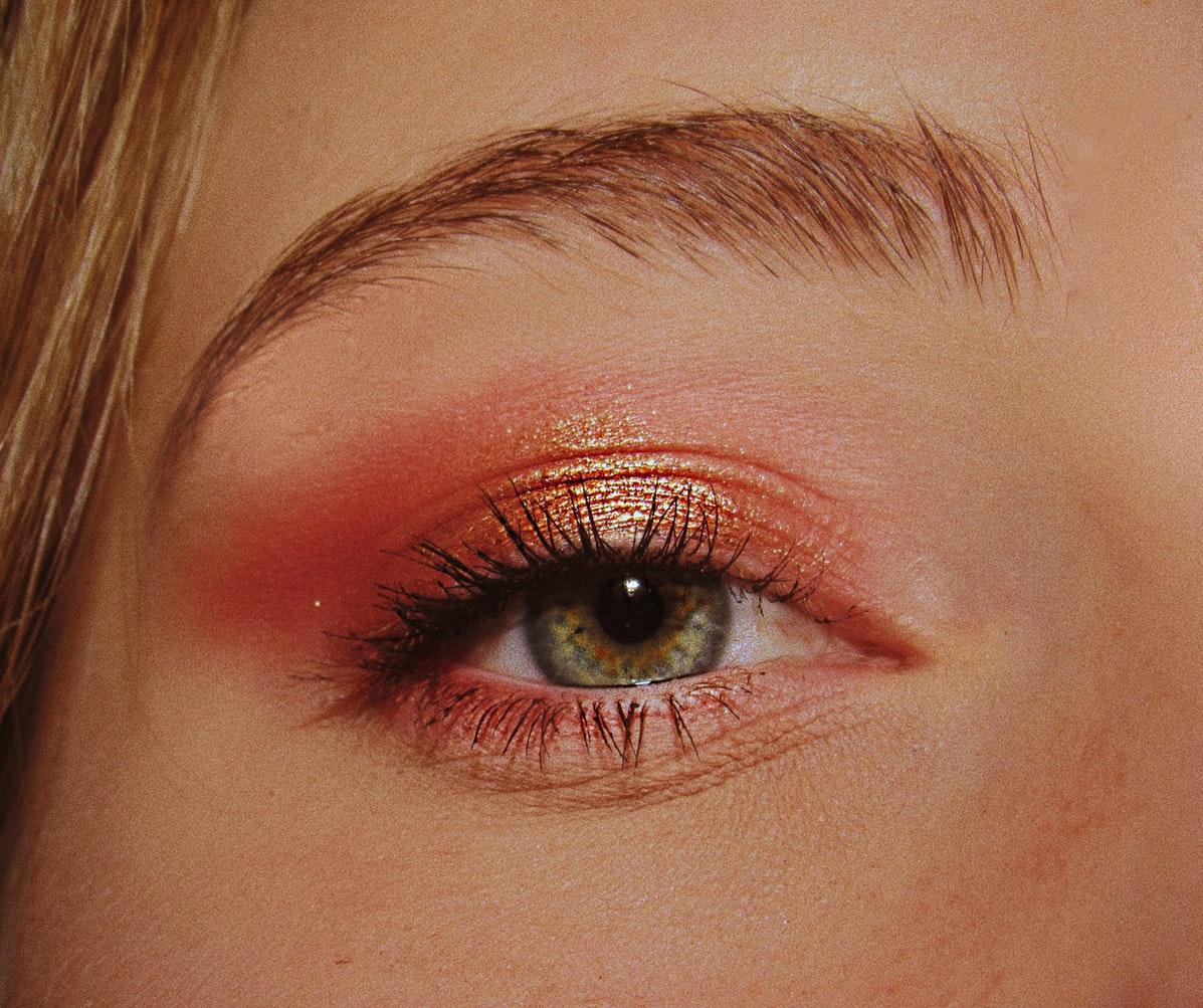 Đôi mắt hút hồn - Phong cách trang điểm ngày Valentine.