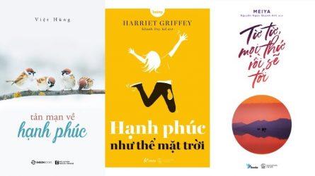 10 cuốn sách dạy ta cách sống hạnh phúc